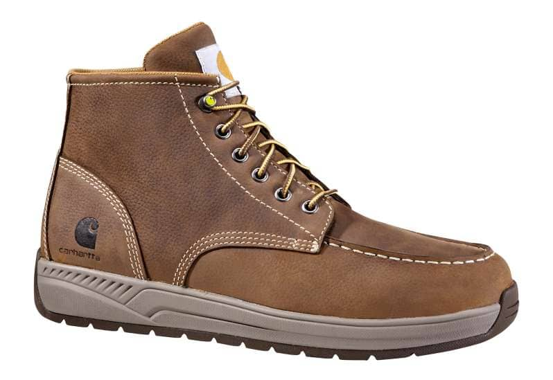 Carhartt  DK BROWN OIL TANNED Non-Safety Toe Oxford Shoe