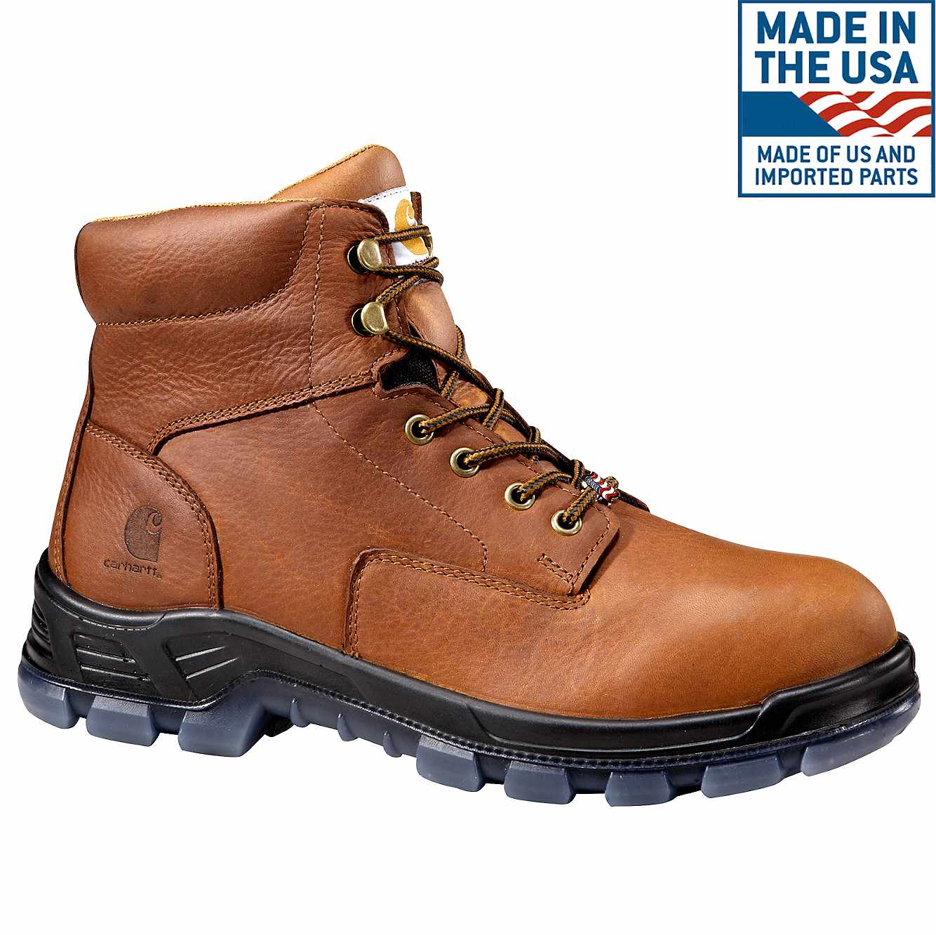 b8aab9936 Men's Made in the USA 6-Inch Non-Safety Toe Work Boot | Carhartt