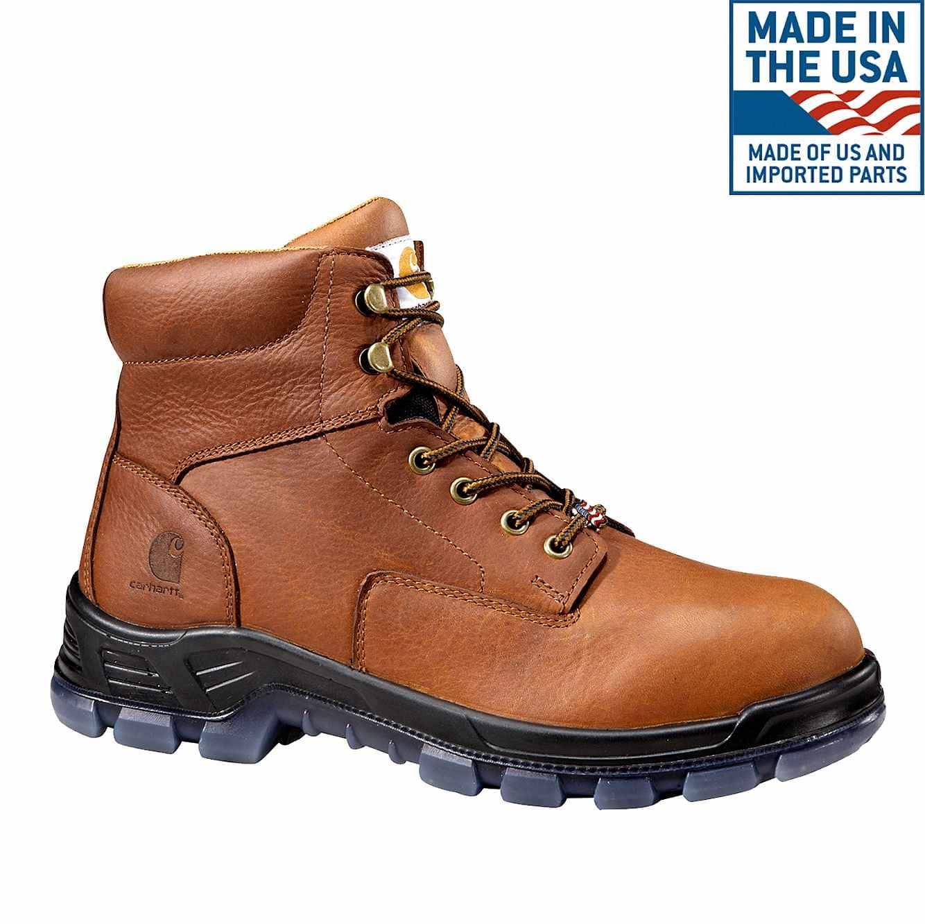 Hard Toe Work Boots