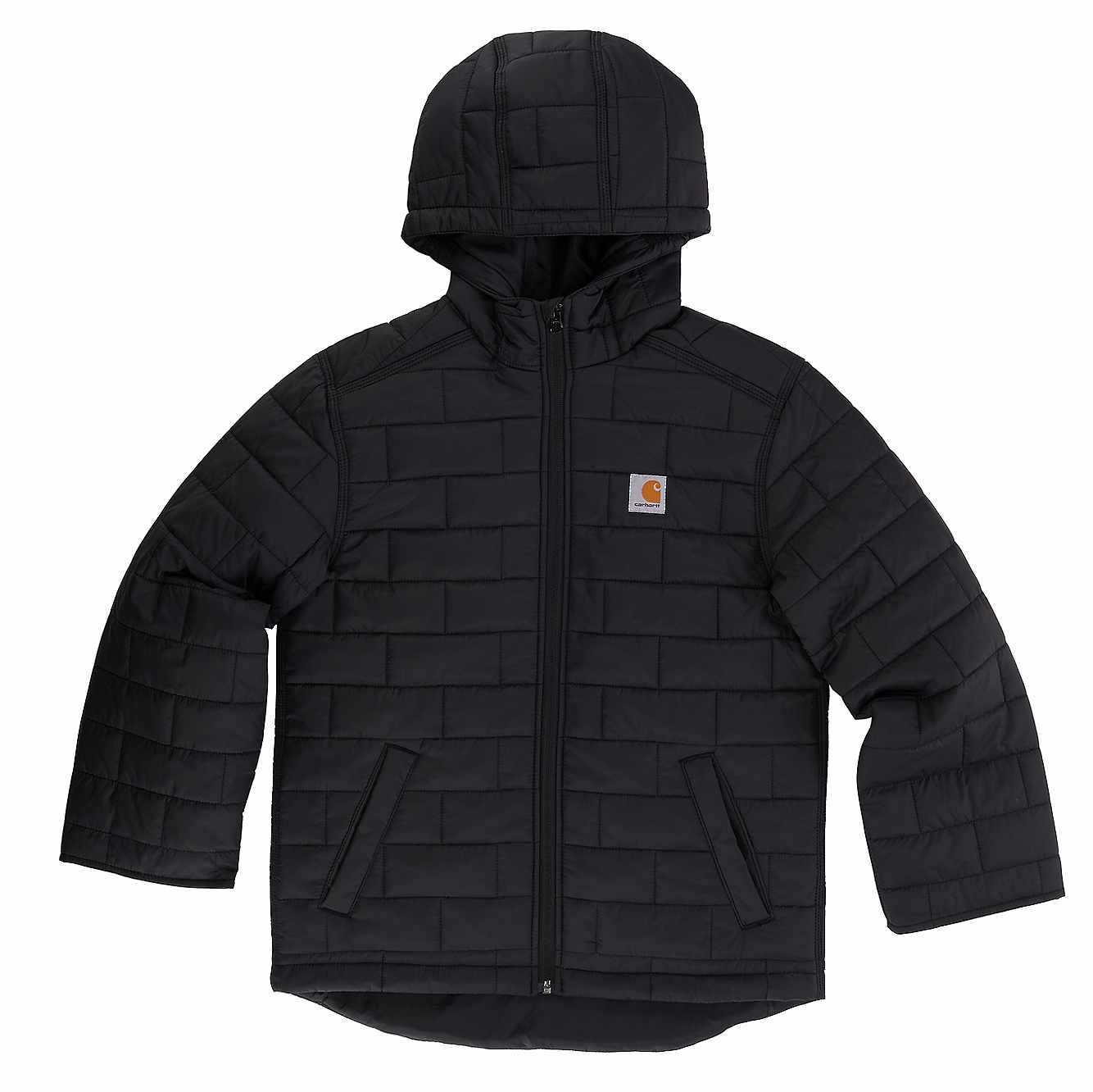 Picture of Gilliam Hooded Jacket in Car Black