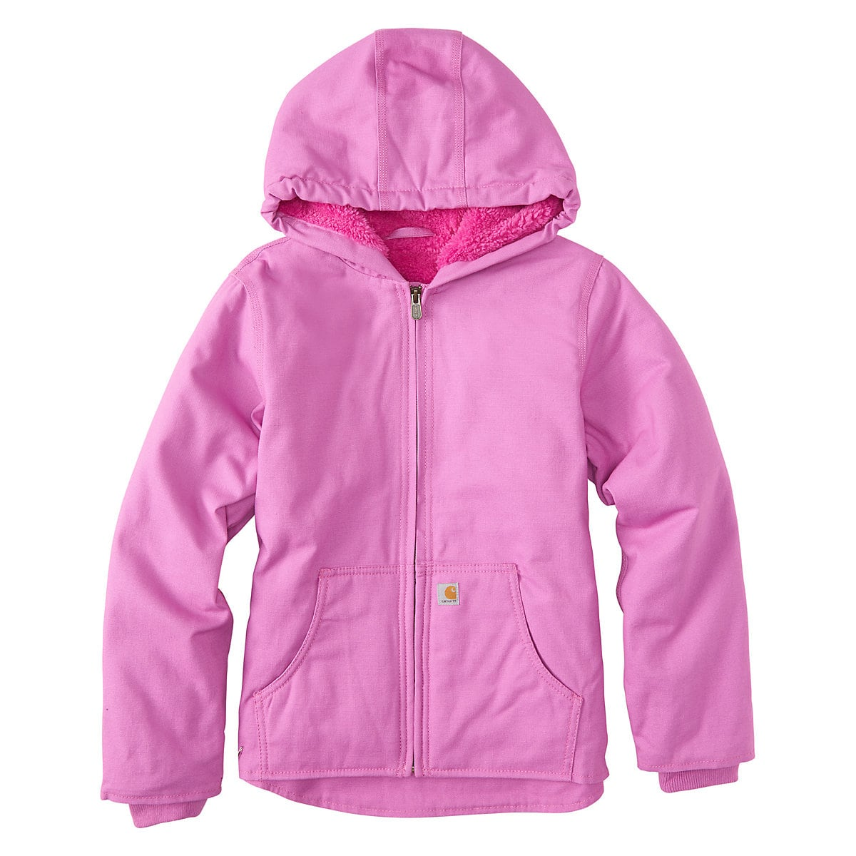 7e3b3f119 Girls' Redwood Jacket Sherpa Lined CP9543 | Carhartt