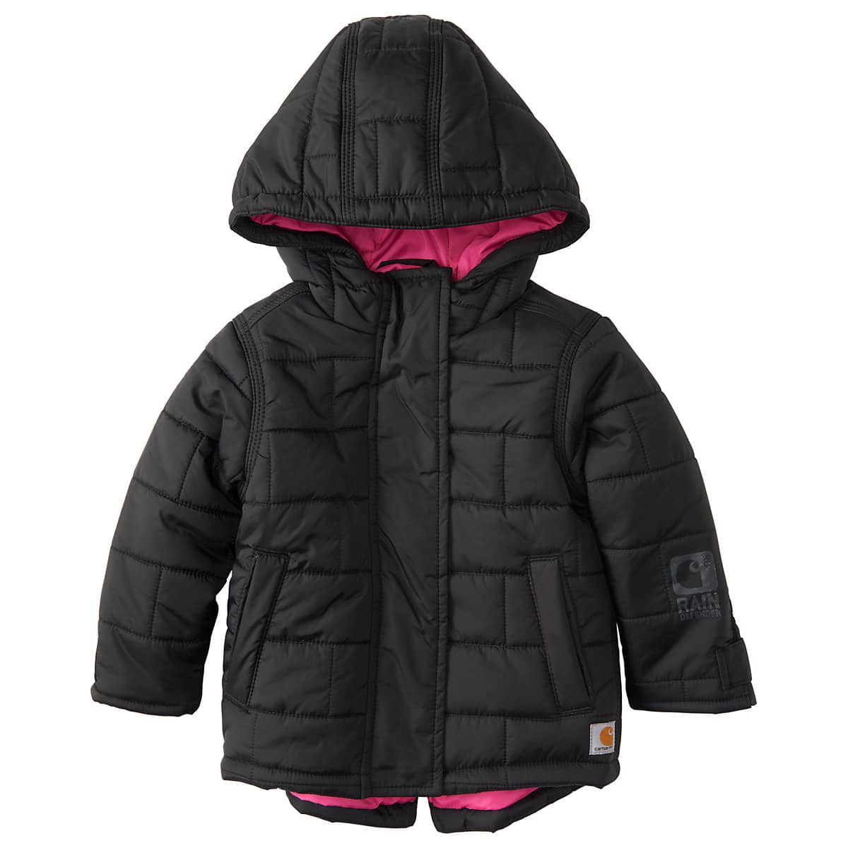 5e683c4f90f5e Girls' Amoret Quilted Jacket CP9544 | Carhartt