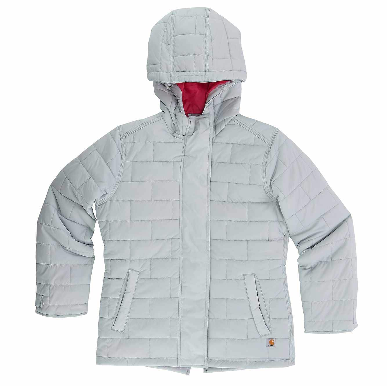 Picture of Amoret Quilted Jacket in Light Onyx