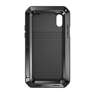 Carhartt  Black CARHARTT RIG IPHONE X/XS CASE - back
