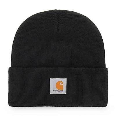 Carhartt  Black Boston Bruins Carhartt x '47 Cuff Knit - back