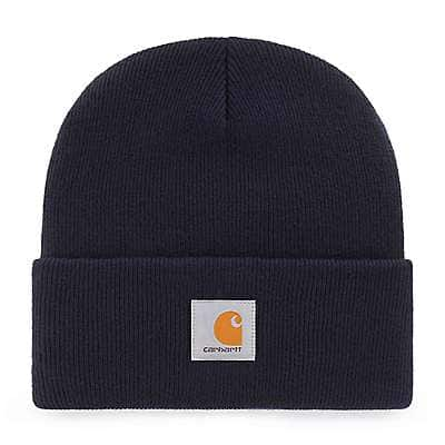 Carhartt Men's Navy Denver Broncos Carhartt x '47 Cuff Knit - back