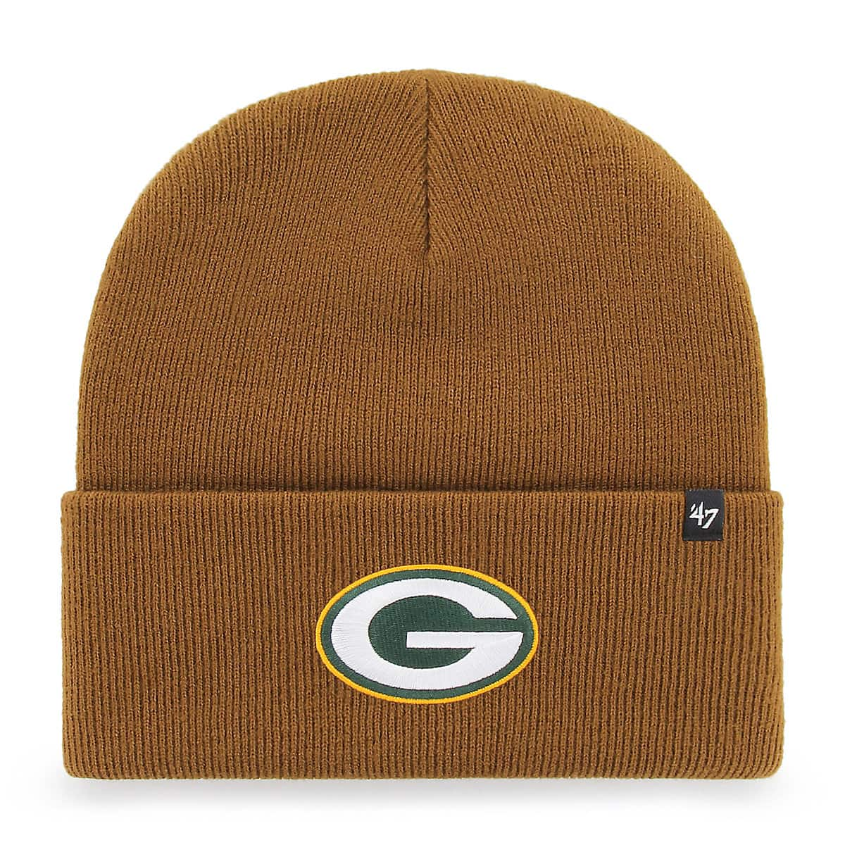 5ee64d5a3eb61 Men s Green Bay Packers Carhartt x  47 Cuff Knit CRKTN12