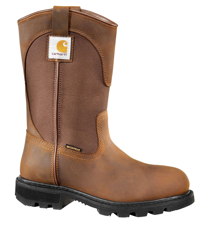 c1951b329490 Women s 10-Inch Steel Toe Wellington Boot CWP1250