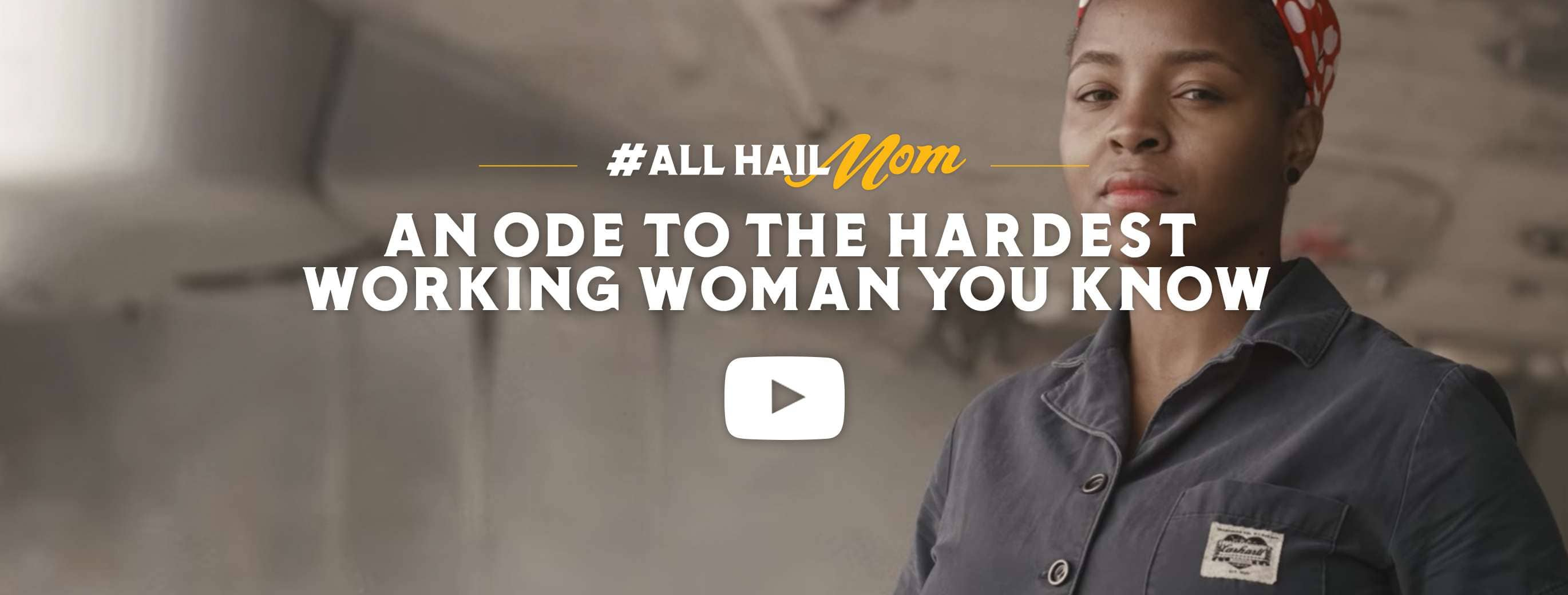 AllHailMom, An ode to the hardest working woman you know