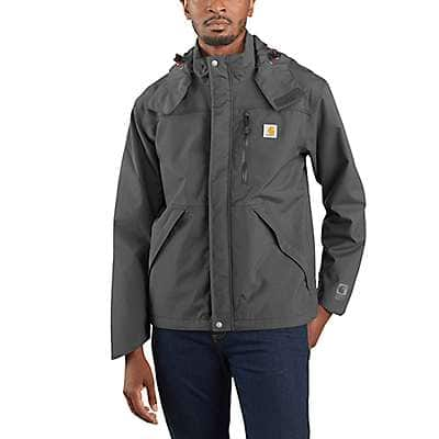 Carhartt Men's Gravel Shoreline Jacket - back