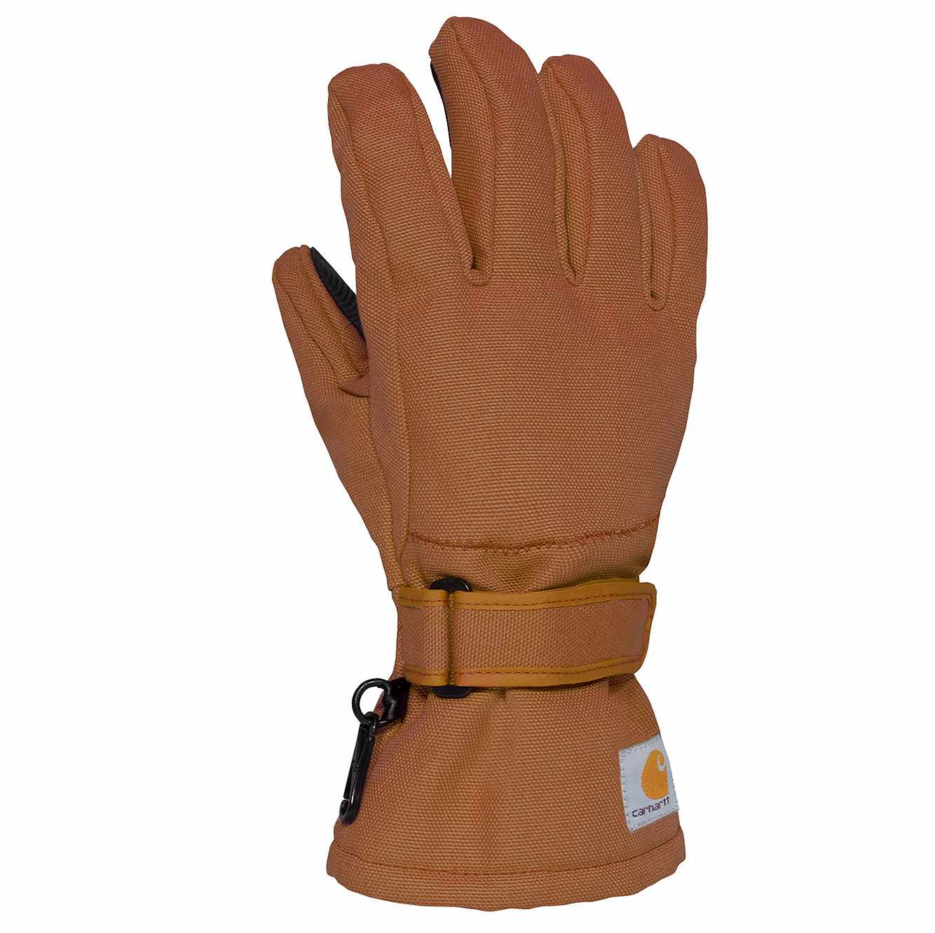 Picture of Duck Insulated Glove in Carhartt Brown