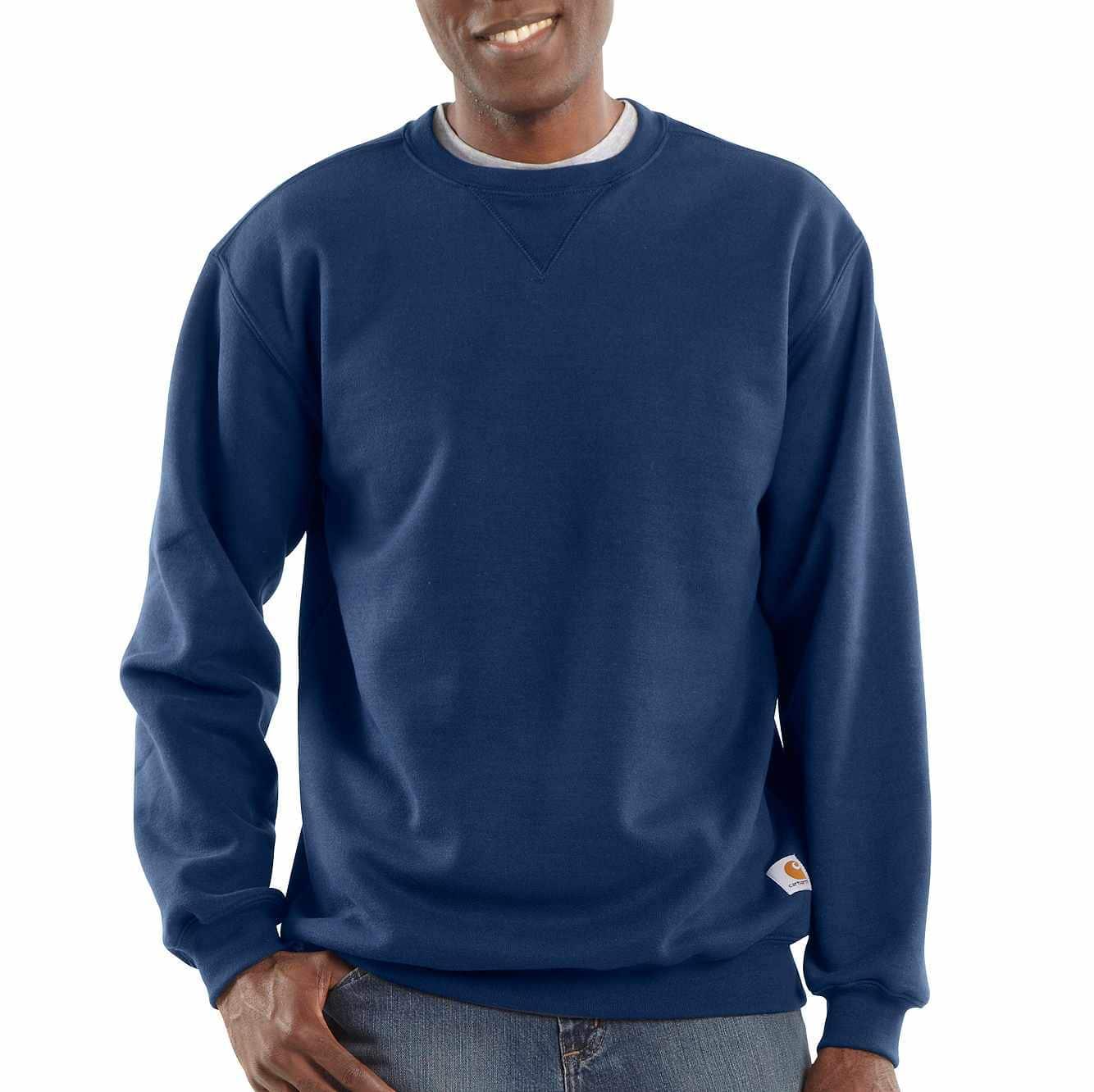 90e151cdeb6d Men's Midweight Crewneck Sweatshirt K124 | Carhartt