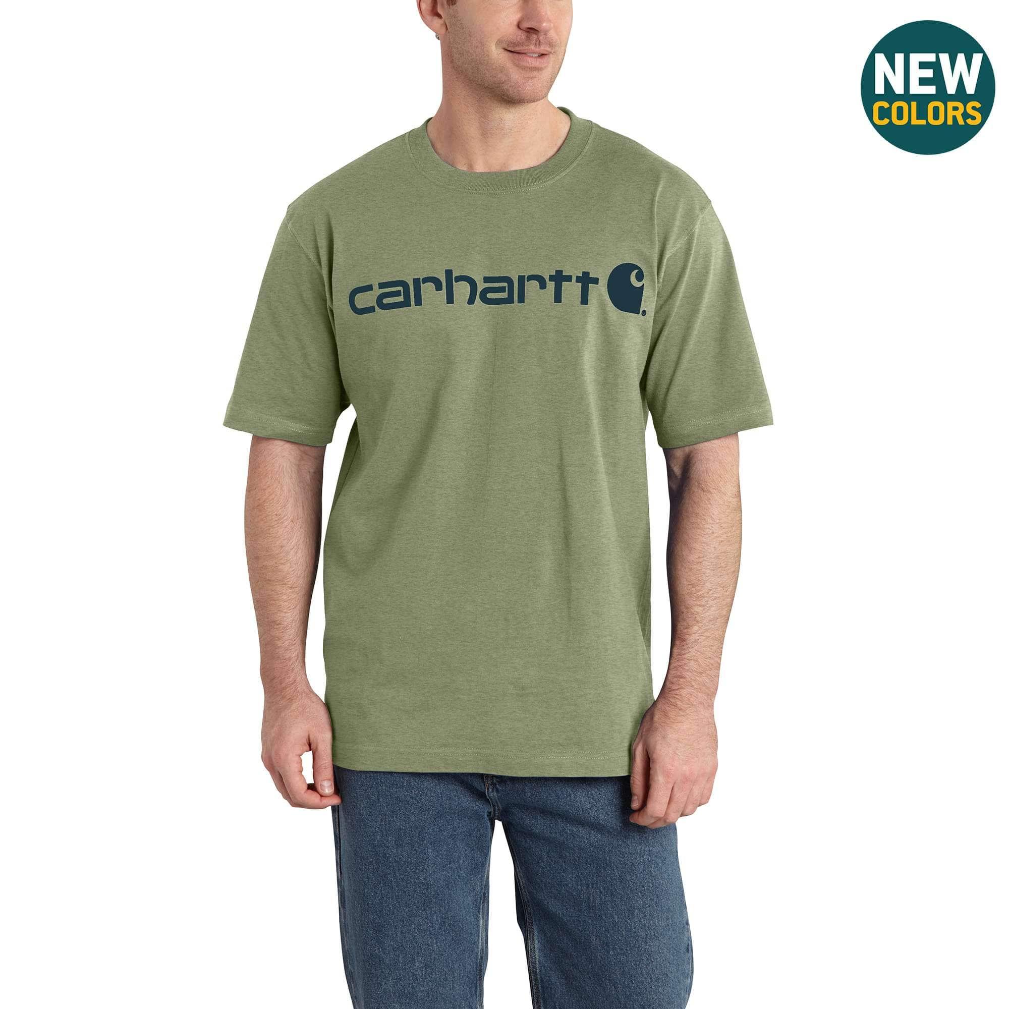 2bbe8a9b61c4 Men s Short-Sleeve Logo T-Shirt K195