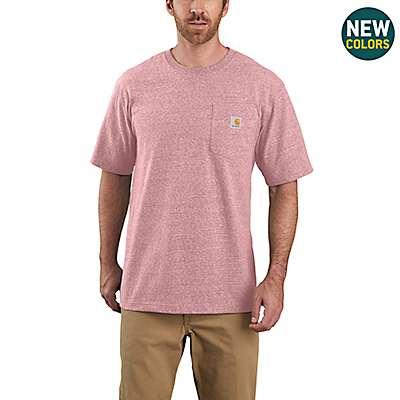 Carhartt Men Contractors Work Casual Pocket Polo Original Fit Shirt Size 2XL