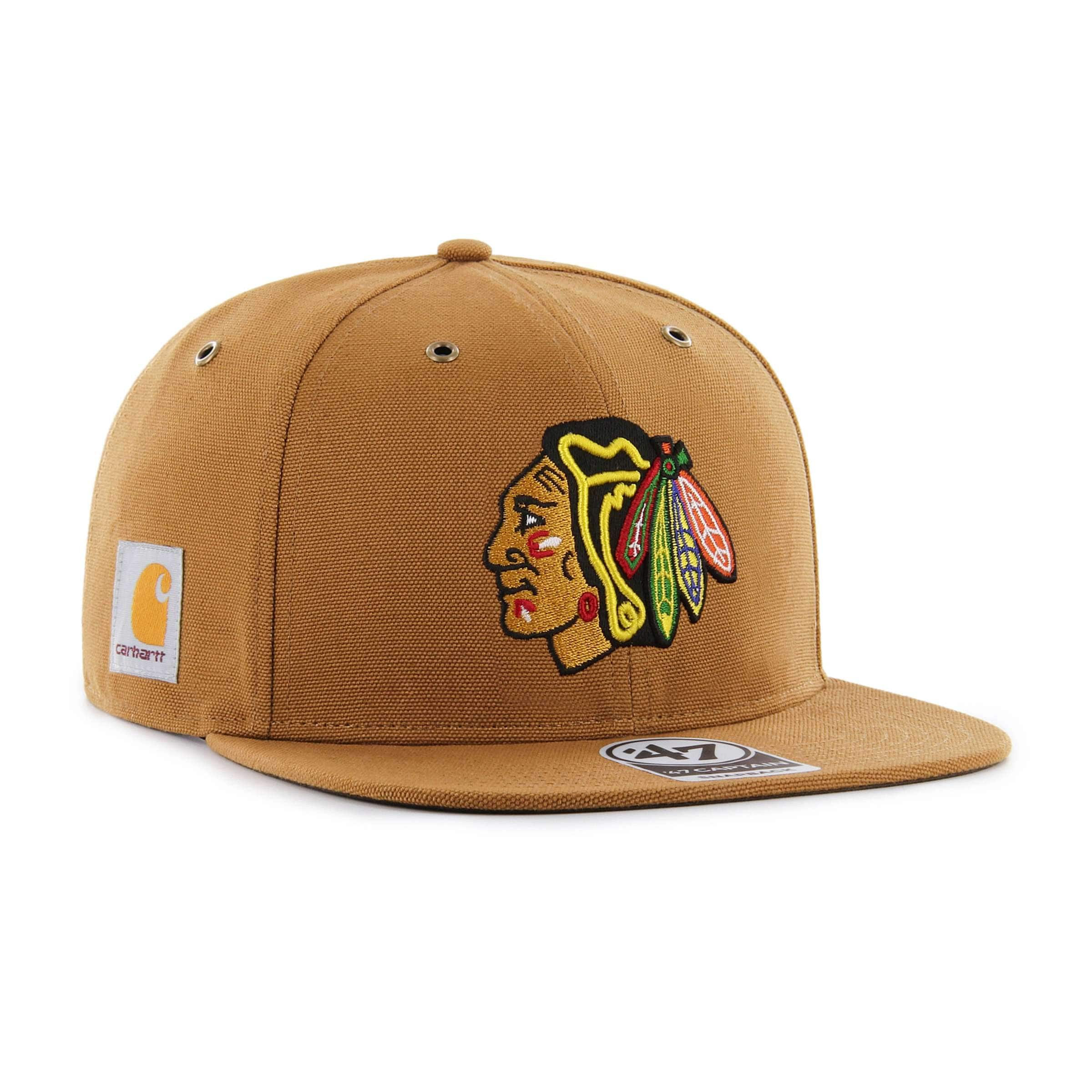 Unisex Chicago Blackhawks Carhartt x  47 Captain KMOR102  b06112563