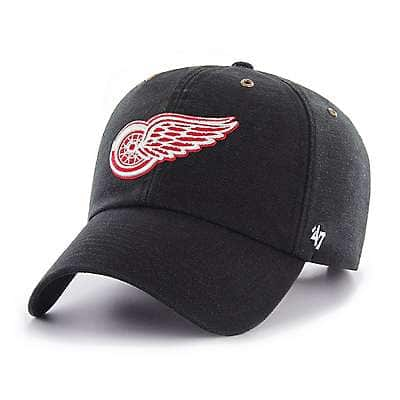 Carhartt Unisex Black Detroit Red Wings Carhartt x '47 Clean Up - front