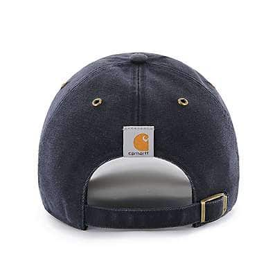 Carhartt Men's Navy Boston Red Sox Carhartt x '47 Clean Up - back