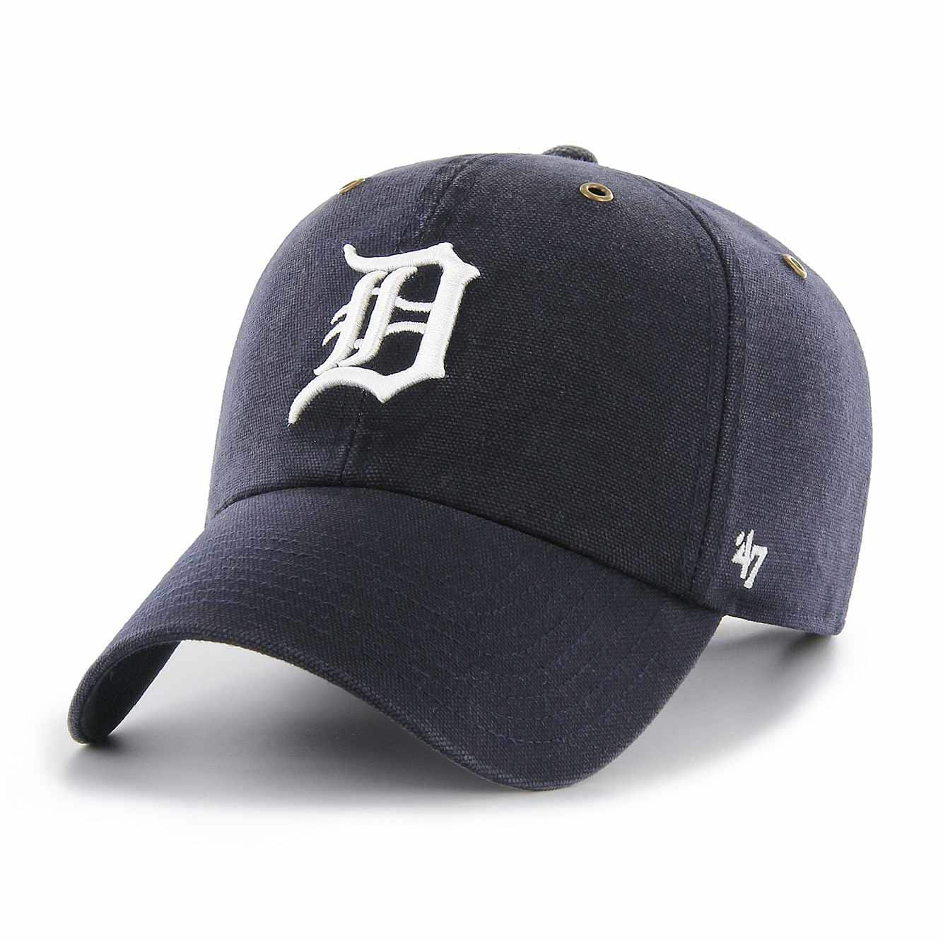 Picture of Detroit Tigers Carhartt x '47 Clean Up in Navy