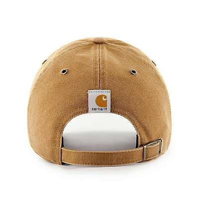 Carhartt Men's Black Baltimore Orioles Carhartt x '47 Clean Up - back