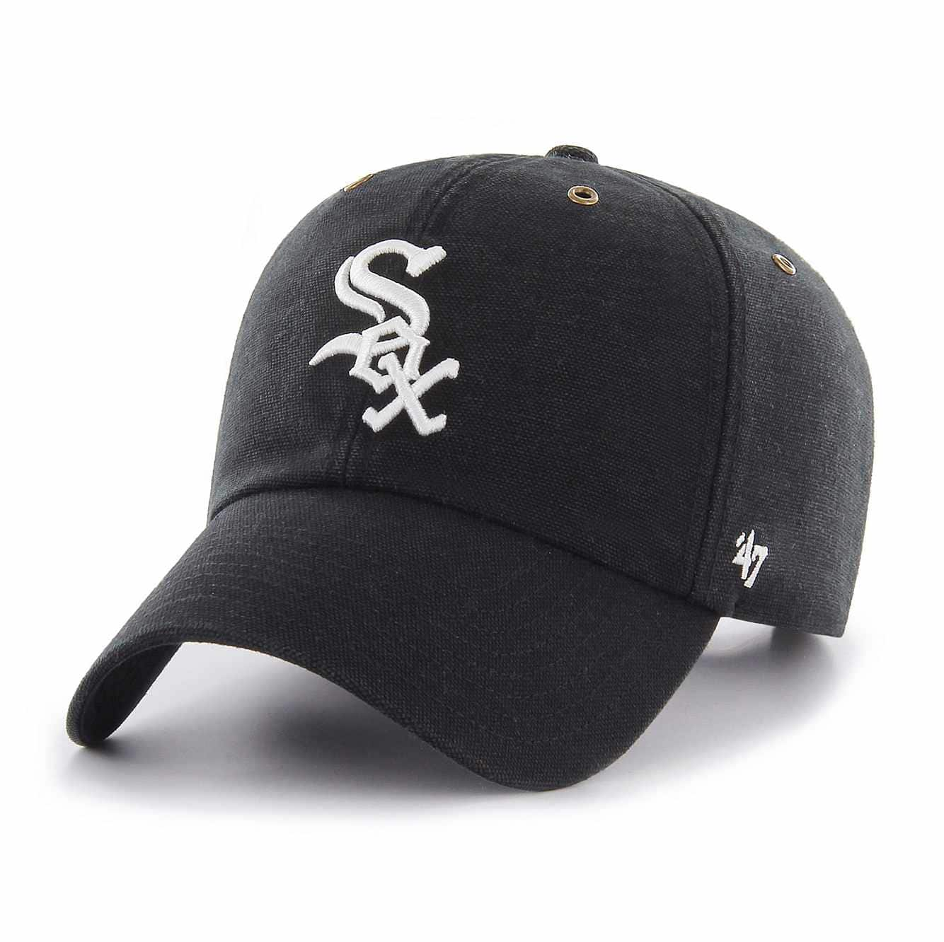Picture of Chicago White Sox Carhartt x '47 Clean Up in Black