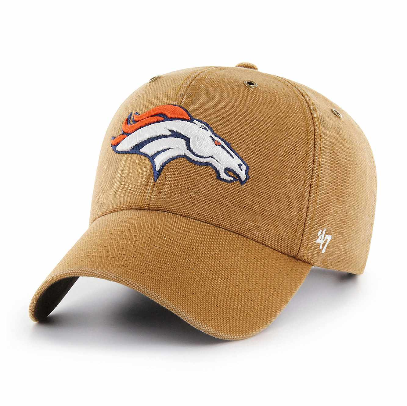 Picture of Denver Broncos Carhartt X '47 Clean Up in Carhartt Brown