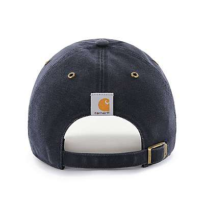 Carhartt Men's Navy Denver Broncos Carhartt X '47 Clean Up - back