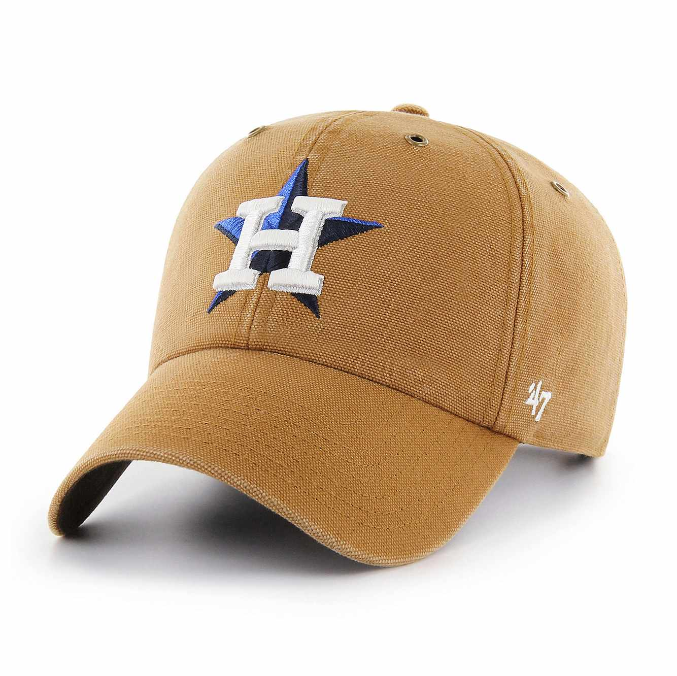 Picture of Houston Astros Carhartt x '47 Clean Up in Carhartt Brown