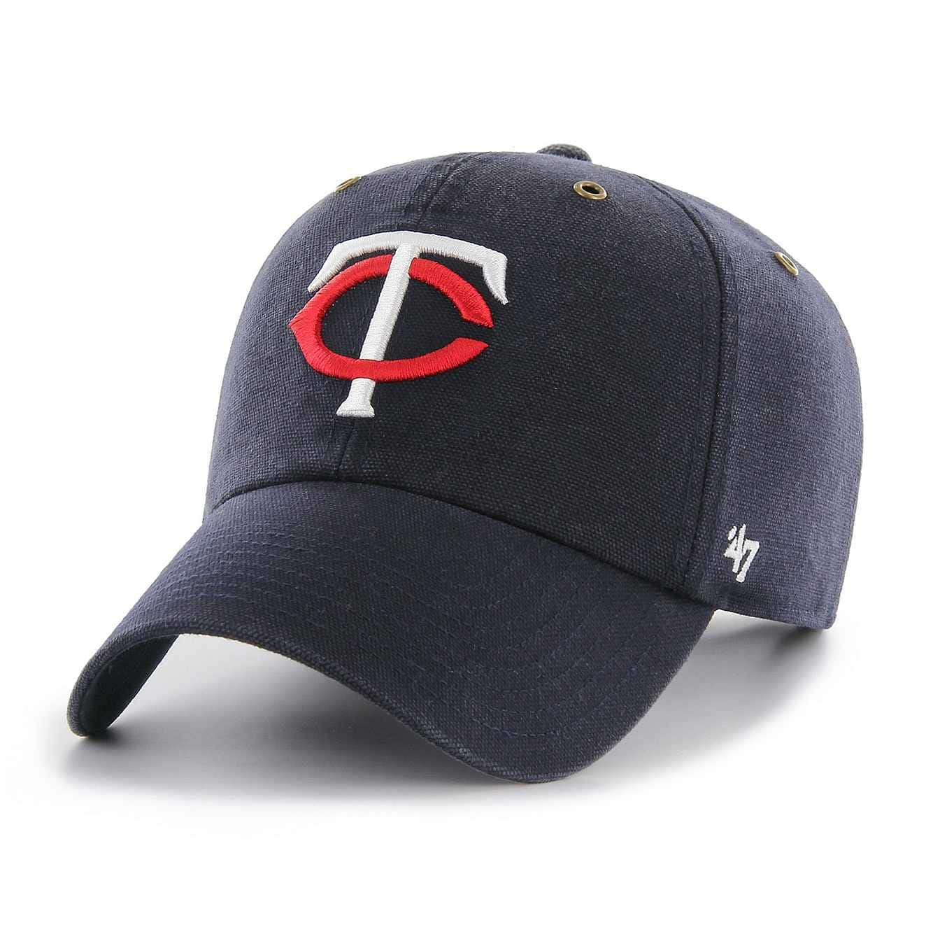 Picture of Minnesota Twins Carhartt x '47 Clean Up in Navy