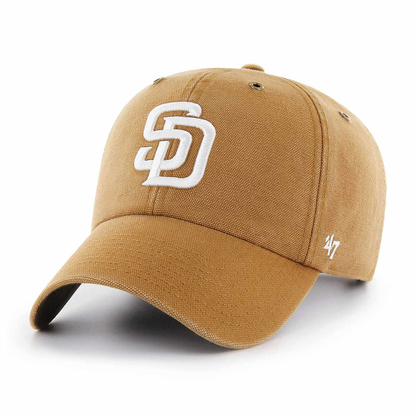 Picture of San Diego Padres Carhartt x '47 Clean Up in Carhartt Brown