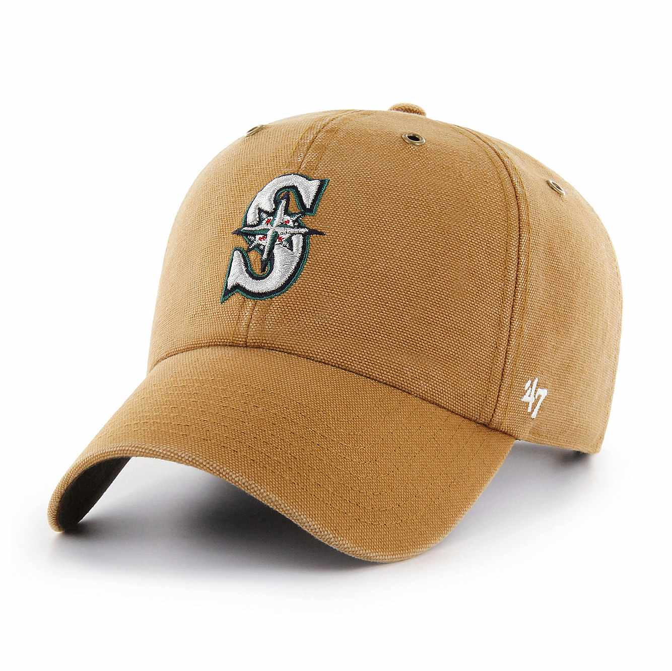 Picture of Seattle Mariners Carhartt x '47 Clean Up in Carhartt Brown