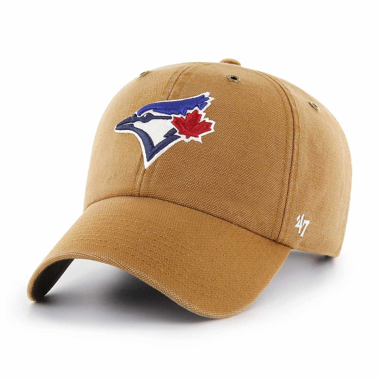 Picture of Toronto Blue Jays Carhartt x '47 Clean Up in Carhartt Brown