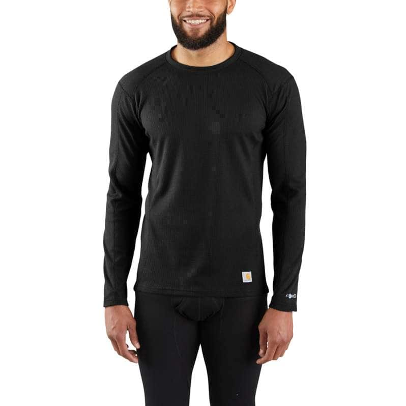 Carhartt  Black Base Force® Midweight Classic Crew