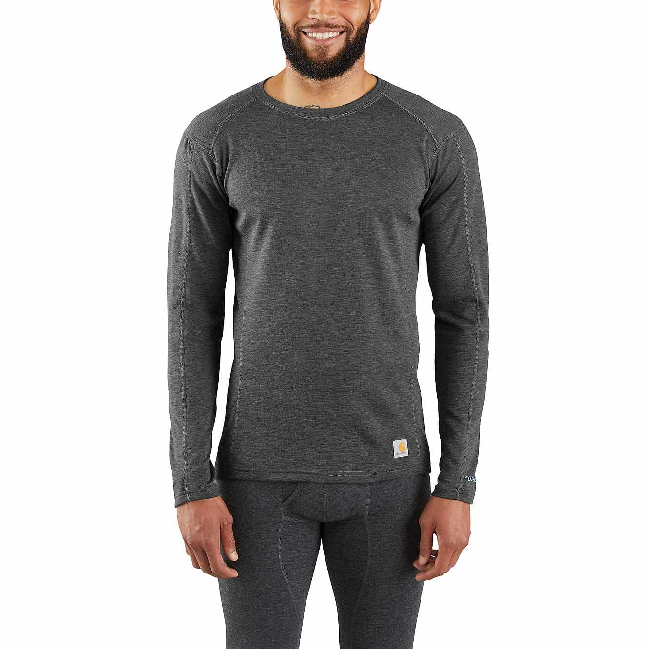 Base Force® Heavyweight Poly-Wool Crew