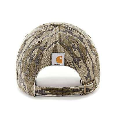 Carhartt Unisex Mossy Oak Break-Up Cleveland Browns Mossy Oak x Carhartt x '47 CLEAN UP - back