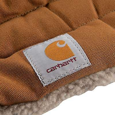 Carhartt  Carhartt Brown Napper Pad - back