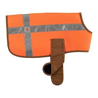 Carhartt Men's Orange Safety Vest