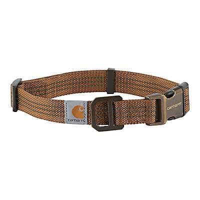 Carhartt  Carhartt Brown Tradesman Collar - front