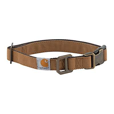 Carhartt  Carhartt Brown/Dark Brown Journeyman Collar - front