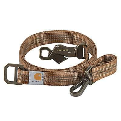 Carhartt  Carhartt Brown Tradesman Leash - front