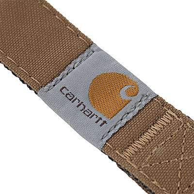 Carhartt  Carhartt Brown/Dark Brown Journeyman Leash - back