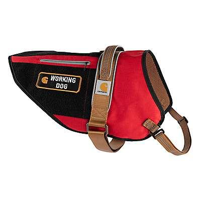 Carhartt Unisex Burgandy Service Dog Harness