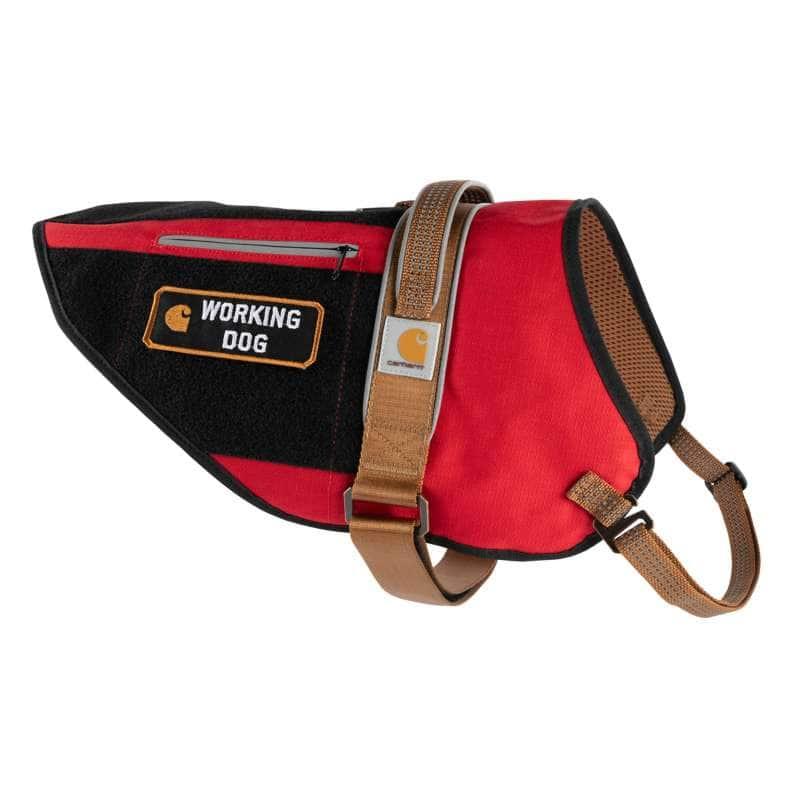 Carhartt  Burgandy Service Dog Harness