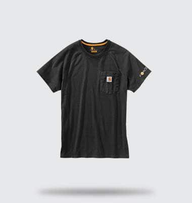 Carhartt Force, Cotton Delmont Short-sleeve t-shirt, shop now