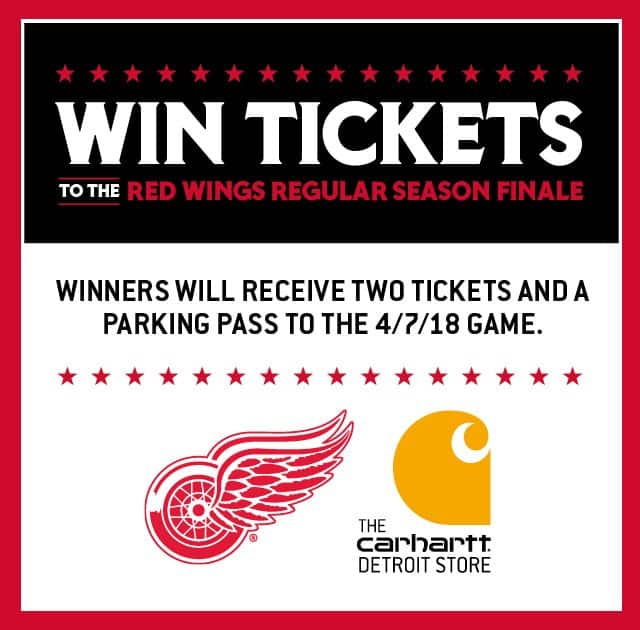 red wings sweepstakes