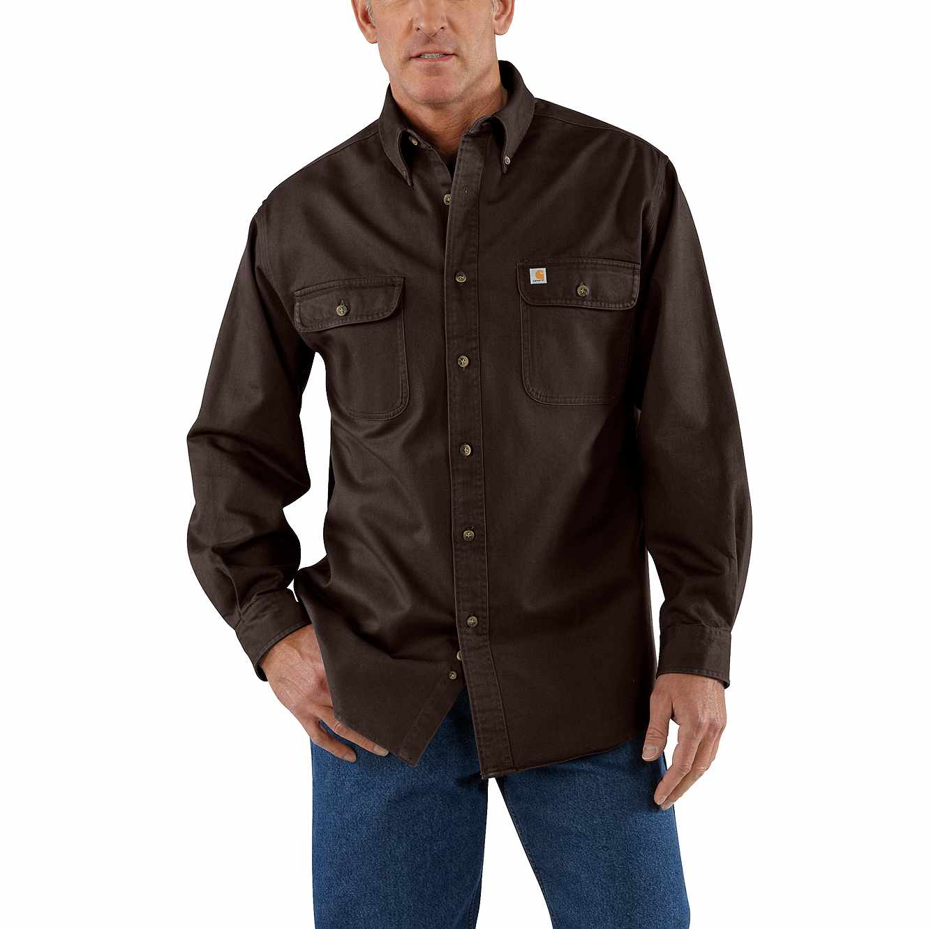 Picture of Sandstone Twill Shirt