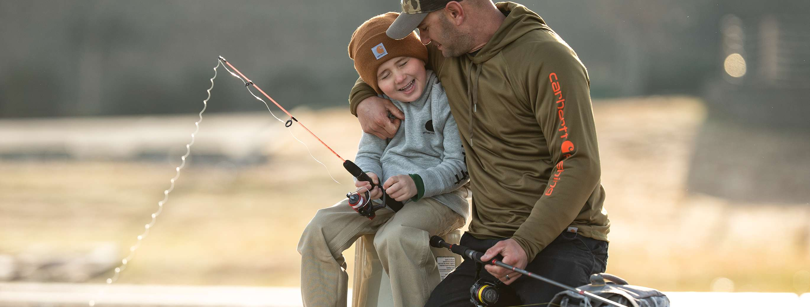 Best Time of Day to Fish for Bass, Trout, and More | Carhartt