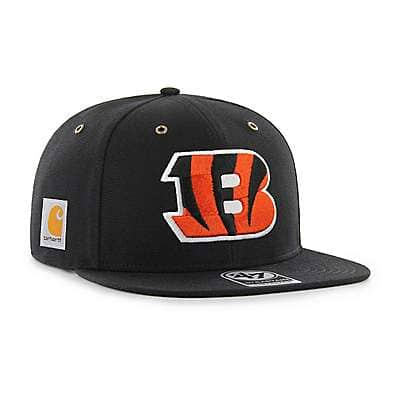 Carhartt Men's Carhartt Brown Cincinnati Bengals Carhartt X '47 Captain - back