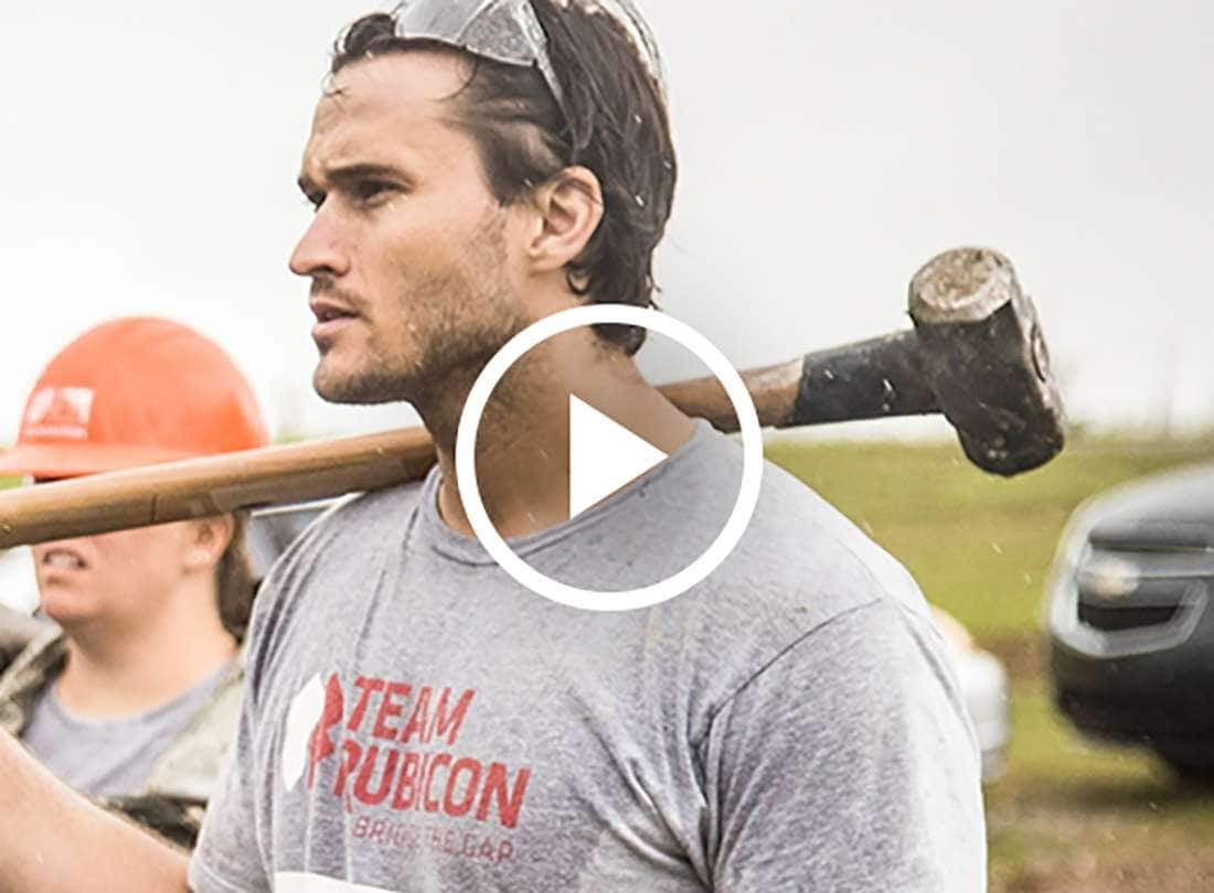 Every Greyshirt Has a Story | Team Rubicon x Carhartt​