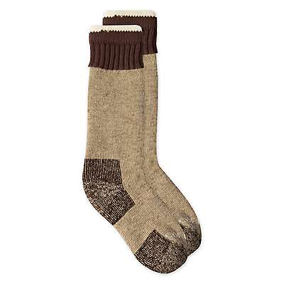 Carhartt Women's KHK-Khaki Cold Weather Boot Sock - front