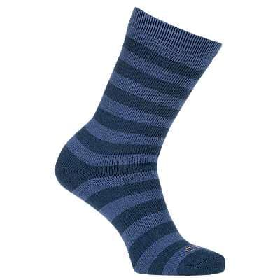 Carhartt Women's Navy Arctic Thermal Crew Sock 2 Pack - front